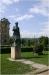 A statue of the famous Czech composer Antonín Dvořák