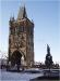 Prague 1 - The Old Town Bridge Tower (czech: Stará mostecká věž)