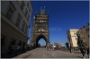 Prague 1 - The Old Town Bridge Tower (czech: Staroměstská mostecká věž)