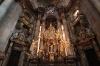 St. Nicholas Cathedral (czech: chrám sv. Mikuláše) - interior - the Main Altar