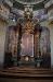 Prague 1 - Lesser Town - St. Nicolas Cathedral (czech: chrám sv. Mikuláše) - Altar of the Holy Cross