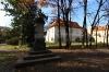 The Kampa Island  - Statue of Josef Dobrovský