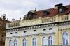 Novotného footbridge and Bedřich Smetana Museum