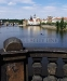 View of the Novotného footbridge(Novotného Lávka) and Bedřich Smetana Museum(Muzeum Bedřícha Smetany)