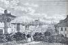 Vincenc Morstadt -  Konsky trh (horse market)1830, former name of the Wenceslas Square