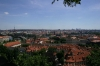 Wallenstein Palace - view from Prague castle