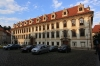 Wallenstein Palace(Valdštejnský palác) - Entrance to the palace