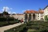 Wallenstein garden(valdštejnská zahrada) - view of Sella Sala Terrena