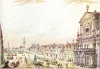 Cattle Market Place (nowadays Charles Square) about 1785