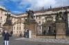 Prague Castle - The main entrance gate