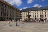 Prague castle - II. Courtyard