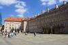 Prague castle - III. Courtyard