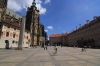 III. Courtyard - St. Vitus Cathedral
