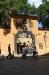 The supreme Burgrave's house  -  the entrance gateway