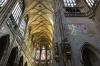St. Vitus Cathedral (Chrám sv. Víta)- inside the Cathedral