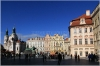Prague 1,  Old Town Square - Church of st. Nicholas
