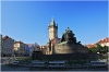 Prague 1,  Old Town Square - Jan Hus Monument