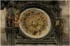 The Old Town Astronomical Clock - calendar board