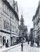 Old Jewish Town - Rabínská street (1903)