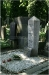 New Jewish Cementery - the grave of the Prague´s Jewish writer Franz Kafka