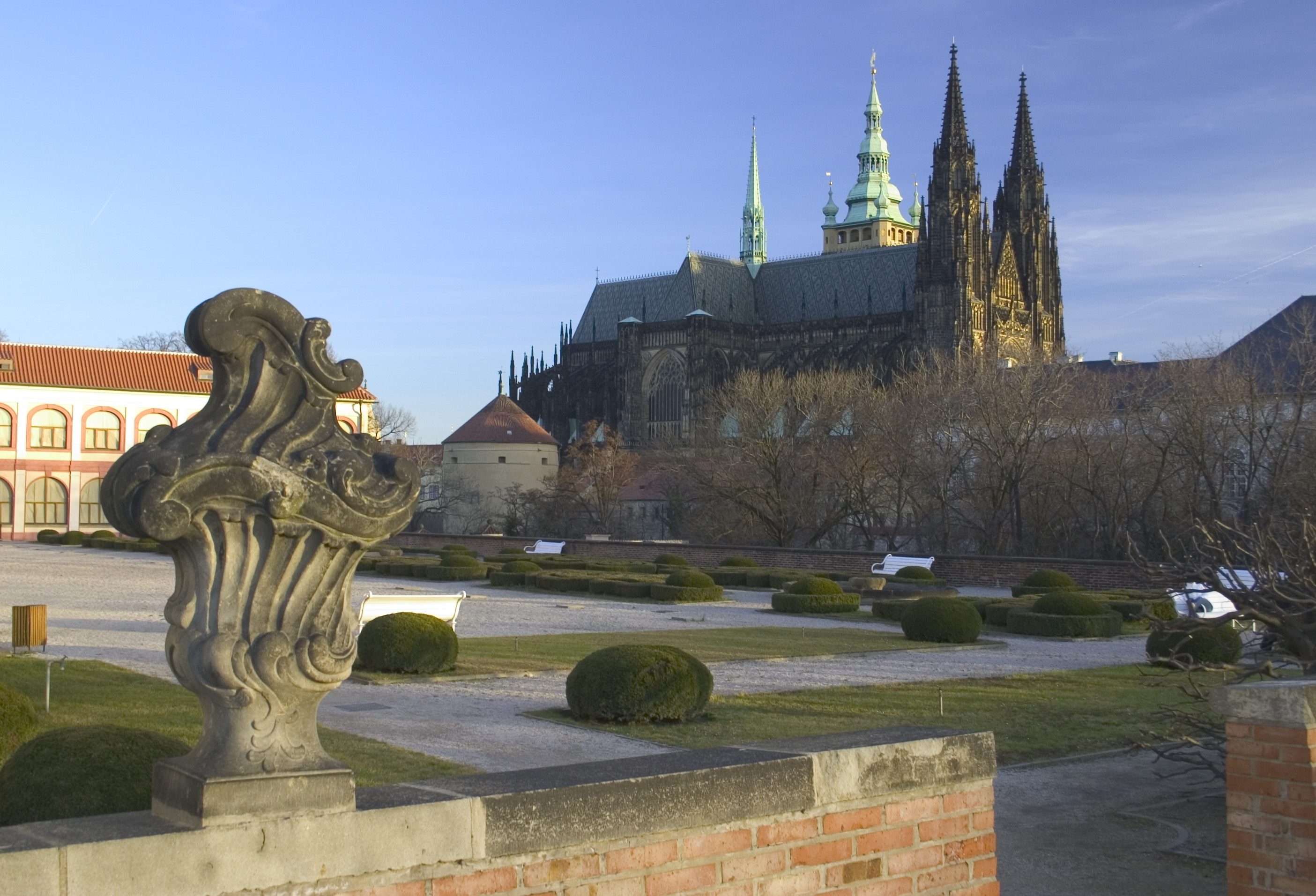 Prague Castle History The Story of Prague Castle